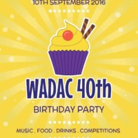 Wadac 40Th Party 2016