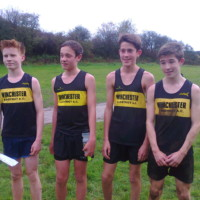 U15 B Team  Hants Xc Qe Country Park